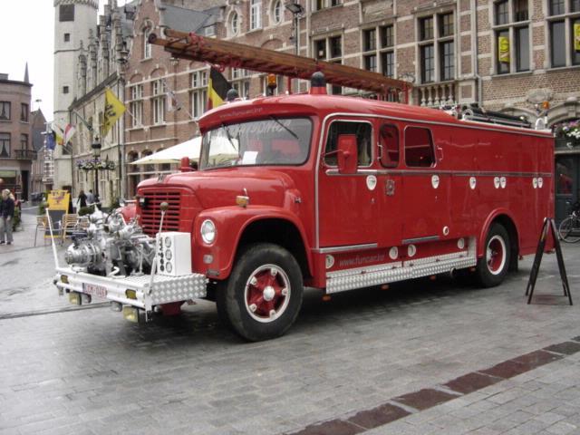 Brandweerwagen car casting holland filmauto 39 s auto 39 s for Te huur oost vlaanderen