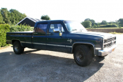 Chevrolet Silverado Crewcab