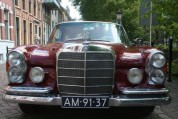 Mercedes 220 SEB