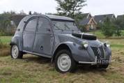 Citroën 2cv Sahara 4x4