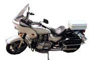 Kawasaki Z1000 Police