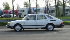 Afbeelding van Saab 900