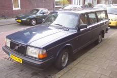 Afbeelding van Volvo 240