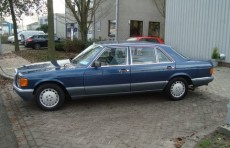 Afbeelding van Mercedes S-klasse