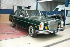 Afbeelding van Mercedes 280 SE 4.5 V8