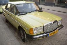 Afbeelding van Mercedes 200