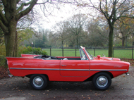 Afbeelding van Amphicar Cabriolet