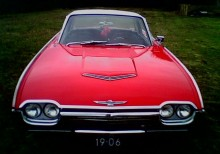 Afbeelding van Ford Thunderbird