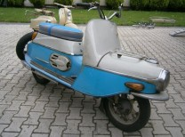 Afbeelding van CZ scooter