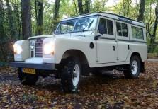 Afbeelding van Land Rover Series 3
