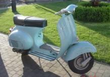 Afbeelding van Vespa scooter