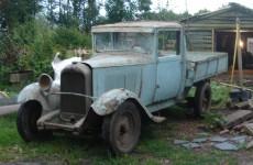 Afbeelding van Citroën camionette