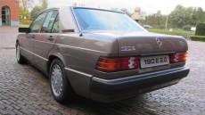 Afbeelding van Mercedes 190 E