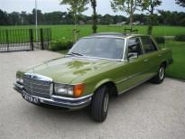Afbeelding van Mercedes 280 S