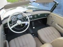 Afbeelding van Mercedes 190 sl