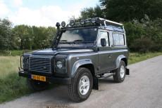Afbeelding van Land Rover Defender