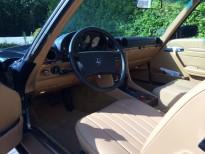 Afbeelding van Mercedes 380 SL
