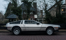 Afbeelding van DeLorean DMC 12
