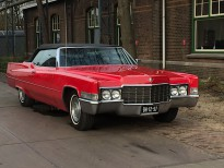 Afbeelding van Cadillac Coupe Deville