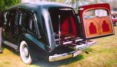 Afbeelding van Cadillac Hearse