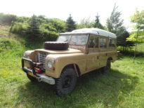 Afbeelding van Land Rover 109 series II
