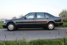 Afbeelding van Mercedes S-klasse W-140
