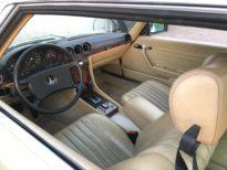 Afbeelding van Mercedes 380 SLC