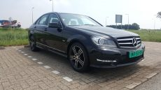 Afbeelding van Mercedes C-Klasse