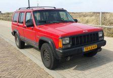 Afbeelding van Jeep Cherokee XJ