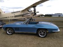 Afbeelding van Corvette Stingray