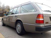 Afbeelding van Mercedes E-klasse