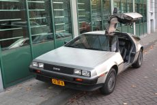 Afbeelding van DeLorean DMC 012