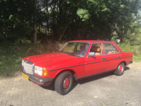 Afbeelding van Mercedes W123