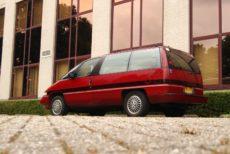Afbeelding van Oldsmobile Silhouette