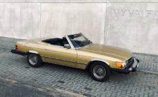 Afbeelding van Mercedes SL 450