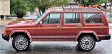 Afbeelding van Jeep Cherokee