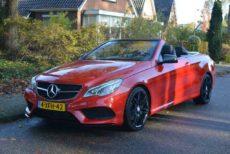 Afbeelding van Mercedes E250