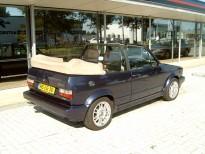 Afbeelding van Volkswagen Golf 1 Cabriolet 1.8