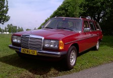Afbeelding van Mercedes 280 TE