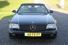 Afbeelding van Mercedes SL 600