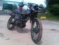 Afbeelding van Yamaha TT500G