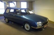 Afbeelding van Citroën GS
