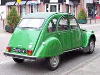 Afbeelding van Citroën Eend