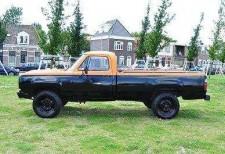 Afbeelding van Dodge W200